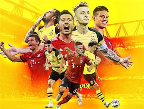Nhận định Soi Kèo Dortmund vs Bayern, 0h30 ngày 8/11: Kinh điển một chiều