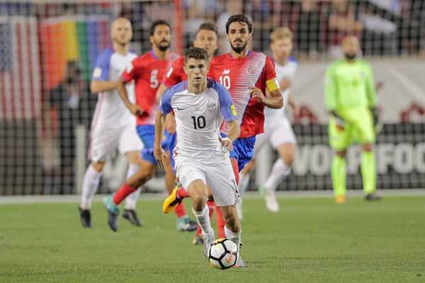 Nhận định Soi Kèo Mỹ vs Costa Rica, 6h ngày 14/10, VL World Cup
