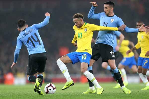 Nhận định Soi Kèo Brazil vs Uruguay, 07h30 ngày 15/10