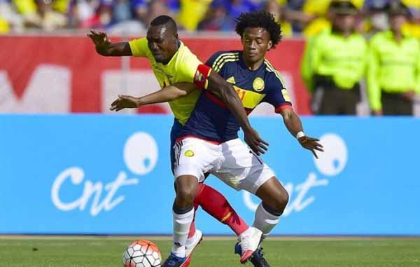 Nhận định Soi Kèo Colombia vs Ecuador, 04h00 ngày 15/10