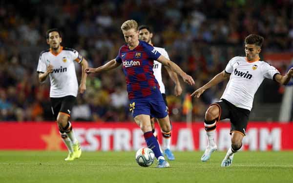 Nhận định Soi Kèo Barcelona vs Valencia, 02h00 ngày 18/10
