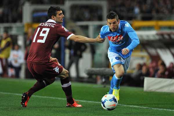 Nhận định Soi Kèo Napoli vs Torino, 23h ngày 17/10, VĐQG Italia