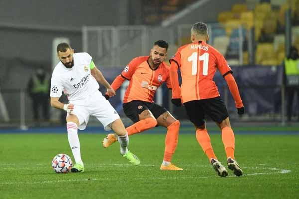 Nhận định Soi Kèo Shakhtar Donetsk vs Real Madrid, 2h ngày 20/10