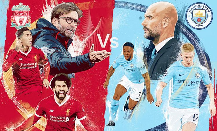 Nhận định Soi Kèo Man City vs Liverpool: Bản lĩnh nhà vô địch