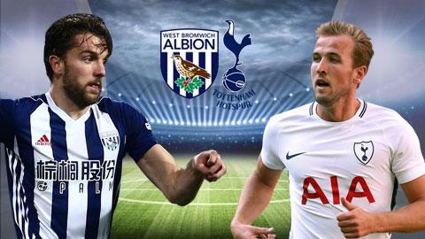 Nhận định Soi Kèo West Brom vs Tottenham: Gà trống đòi nợ